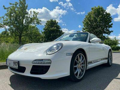 gebraucht Porsche 911 Carrera S Cabriolet Bj. 5.2010, 34200 km, 6-Gang-Schalter