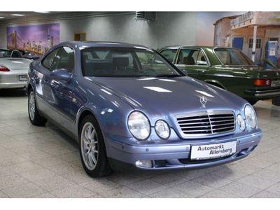gebraucht Mercedes 230 K Automatik Navi Xenon Schiebedach