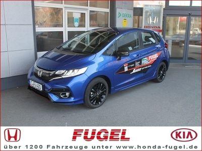 gebraucht Honda Jazz 1.5 i-VTEC Dynamic CVT-AT|LED|PDC|SH
