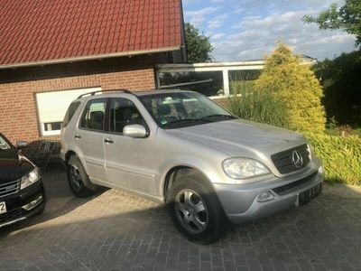 gebraucht Mercedes ML270