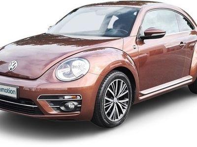 gebraucht VW Beetle Beetle1.2 TSI BMT Sound