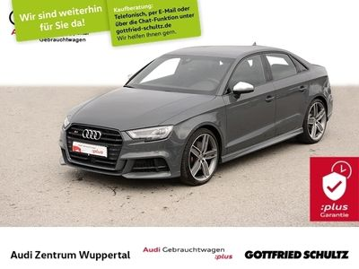 gebraucht Audi S3 Lim. 2.0TFSI quat. LEDER MATRIX R-KAM LANE DAB