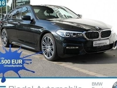 gebraucht BMW 540 i xDrive M Sportpaket LED HUD PDC Integral