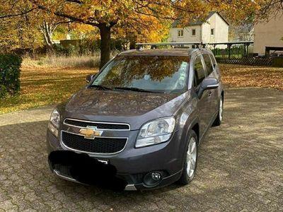 gebraucht Chevrolet Orlando 2.0 TD Aut. LT