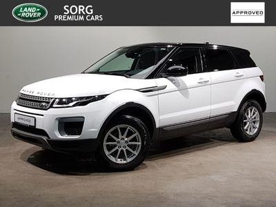 gebraucht Land Rover Range Rover evoque 2.0 Pure*SITZHEIZUNG*