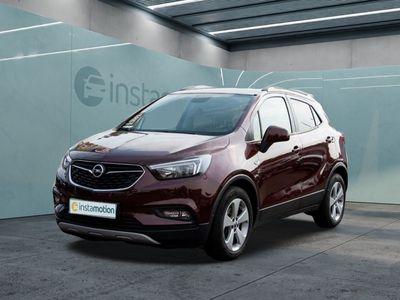 gebraucht Opel Mokka X MokkaEdition 1.4 Turbo Klima PDC v.+hinten Lenkrad-Sitzkeizung