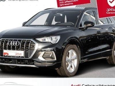 gebraucht Audi Q3 Sport 35 TFSI advanced Navi Alu Einparkhilfe Start/Stop Sitzheizung
