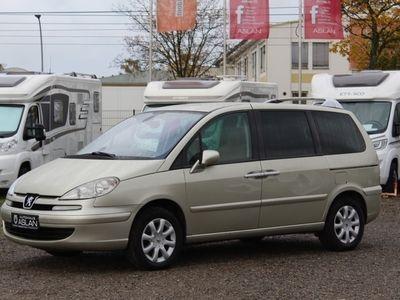 gebraucht Peugeot 807 Family 7Sitze+Dachreeling