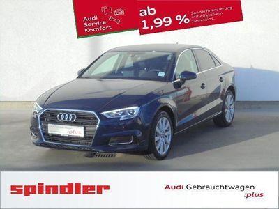 gebraucht Audi A3 Limousine Design 1.6 TDI / MMI-Navi, Xenon