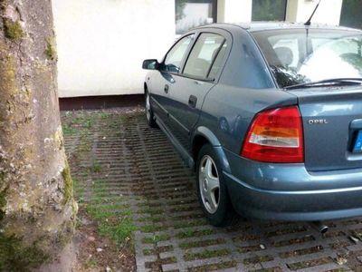 gebraucht Opel Astra 1.6 16v TÜV 02/22 Klima, El-F...