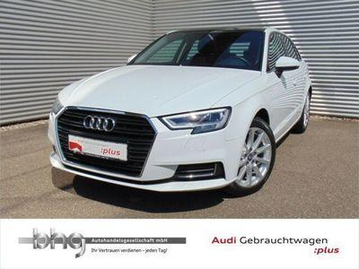 gebraucht Audi A3 Sportback design 2.0 TDI LED Standhzg.PannoDach