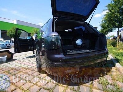 gebraucht Audi A6 2.5TDI quattro Rieger RS6 auch Tausch