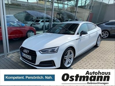 gebraucht Audi A5 Sportback 40 TFSI S-tronic sport NAVI ALU