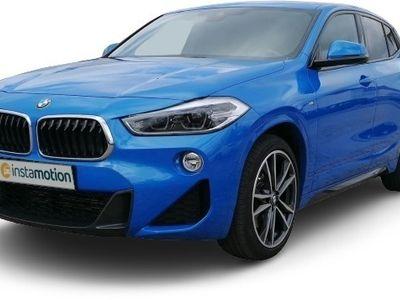 gebraucht BMW X2 X2xDrive20d M-SPORT NAVI PLUS HUD KOMFZG RFK LRHZG