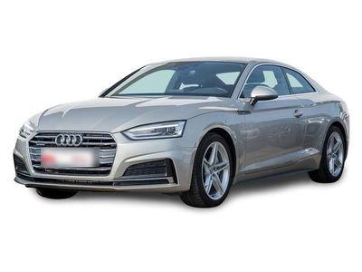 gebraucht Audi A5 Coupe 2.0 TFSI Q S LINE NAVI LM18 SOUND