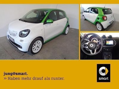 käytetty Smart ForFour Electric Drive passion/Cool&Mediap.