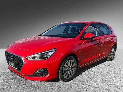 gebraucht Hyundai i30 i30Inspire 1.0 T-GDI KLIMA+ALU+Tempomat+NSW+Kamera