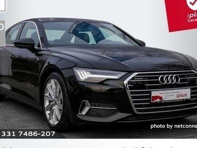 gebraucht Audi A6 Limousine 50TDI quattro SLINE HDMATRIX ASSIST