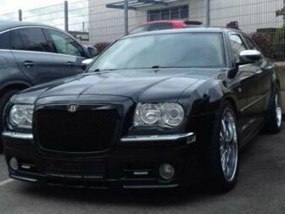 gebraucht Chrysler 300C 3.5 Automatik