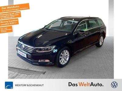 gebraucht VW Passat Variant 2.0 TDI Comfortline Navi LED