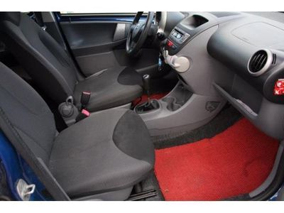 gebraucht Toyota Aygo Cool-Klima 1.HAND-Scheckheftgepflegt- 5 tür