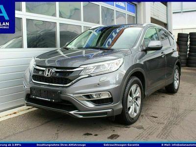 gebraucht Honda CR-V 1.6 iDTEC 4WD Lifestyle Plus Xenon/Kam/Navi