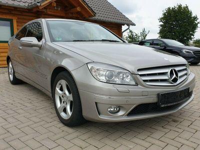 gebraucht Mercedes CLC180 K *KLIMA,XENON,LEDER,PDC,MFL*