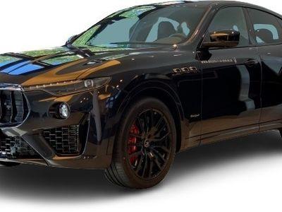 gebraucht Maserati GranSport Levante LevanteQ4 3.0 V6 Nerissimo Black Red