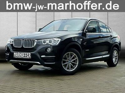 gebraucht BMW X4 xDrive30d MODELL xLine+AHK/286 PS EUR79.329,-