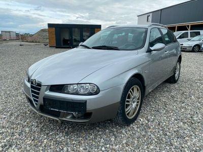 gebraucht Alfa Romeo Crosswagon Alfa 156 1.9 JTD 16V4x4, Klima, Alu,
