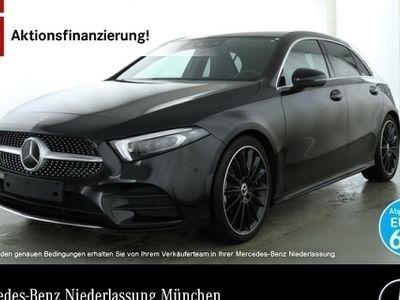 gebraucht Mercedes A220 d AMG Fahrass 360° Pano Multibeam Burmester