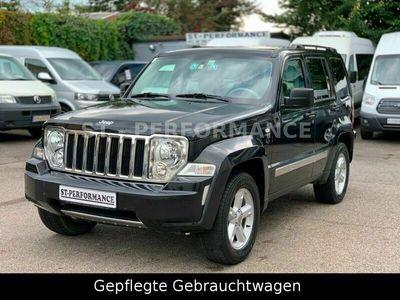 gebraucht Jeep Cherokee Limited Exclusive 2.8 CRD 1HAND NAVI