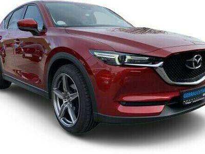gebraucht Mazda CX-5 CX-5SKY-G 160 AWD SPORTS 20ZOLL+LED+BOSE+HEADUP
