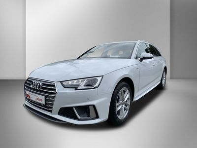 gebraucht Audi A4 Avant 35 TDI S tronic S line DAB APS-plus el.Si