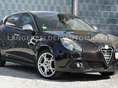 gebraucht Alfa Romeo Giulietta Turismo*KLIMA*VOLLEDER*