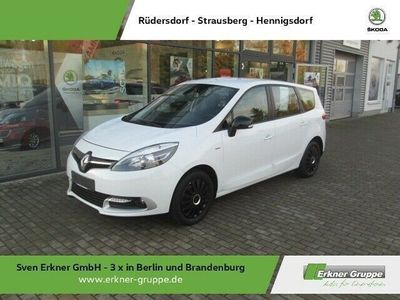 gebraucht Renault Scénic III Grand Limited 1.5 dci DSG