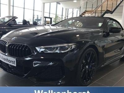 käytetty BMW 840 d xDrive M Sport Cabrio EU6d-T Park-Assistent Laserlicht Leder LED StandHZG Keyless