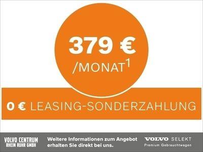 gebraucht Volvo XC90 Momentum AWD D5 Leder LED Navi Keyless e-S