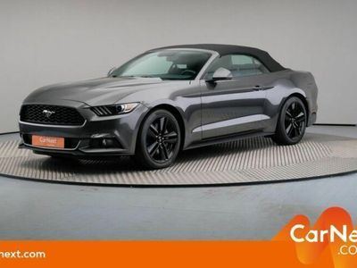 gebraucht Ford Mustang MustangCabrio 2.3 Eco Boost