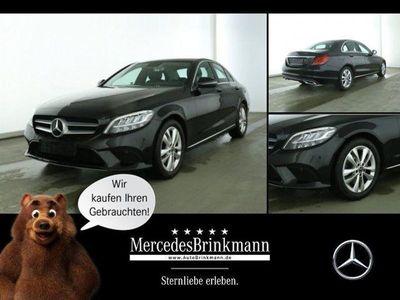 gebraucht Mercedes C180 AVANTGARDE/KLIMAAUTO./SHZ/NAVI/KAMERA LED