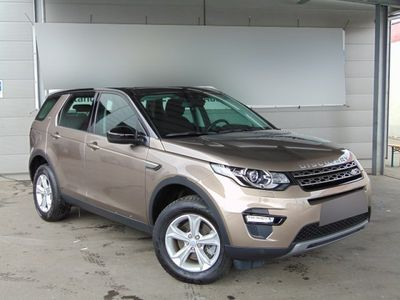 gebraucht Land Rover Discovery Sport TD4 Aut. SE Xenon Navi AHK