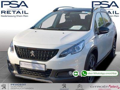 gebraucht Peugeot 2008 PureTech 130 GT-Line Allure *3D-Navi*Grip-C*Pano*K