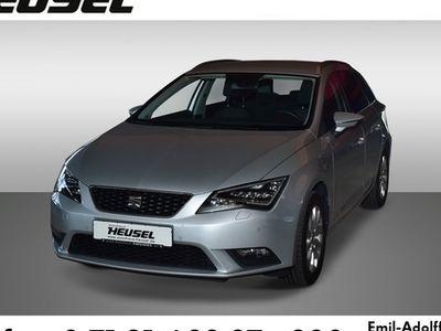 käytetty Seat Leon ST Style 2.0 TDI kW(PS) 110(150) LED Navi