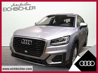gebraucht Audi Q2 Design 35 TDI S tronic LED Navi Automatik Keyless Bremsass