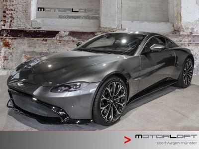 gebraucht Aston Martin V8 Vantage Magnetic Silver, 145 KM
