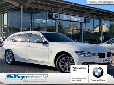gebraucht BMW 320 dA.xDr.T.Sport LED Sitzh.Navi HiFi SpeedLim