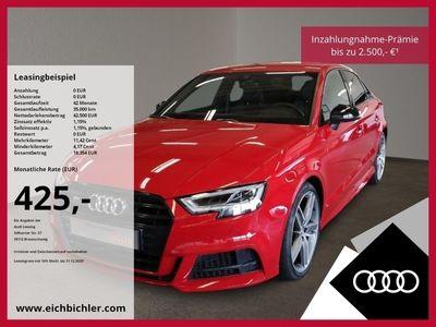 gebraucht Audi S3 Limousine 2.0 TFSI S tronic ACC B&O MMIPlus Pre