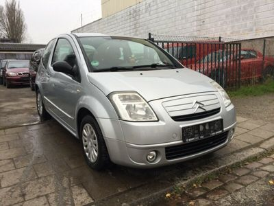 gebraucht Citroën C2 Confort HU AU 9,2020