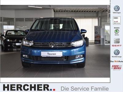 gebraucht VW Touran 1.4 TSI (BlueMotion Technology) DSG Highline