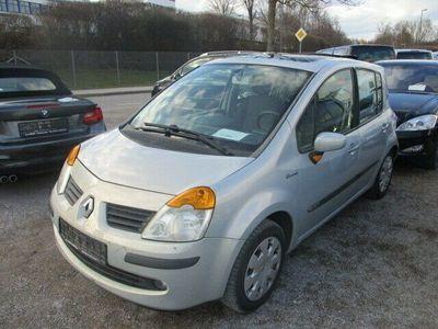 gebraucht Renault Modus Dynamique Klima/8-fach bereift